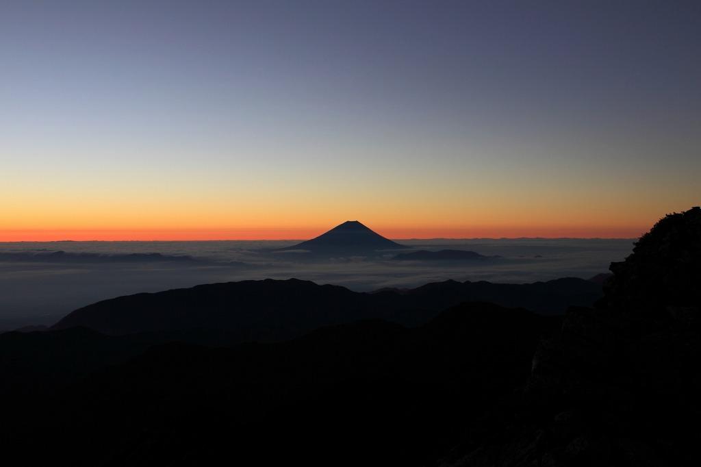 2013年9月28~29日 白峰三山_061
