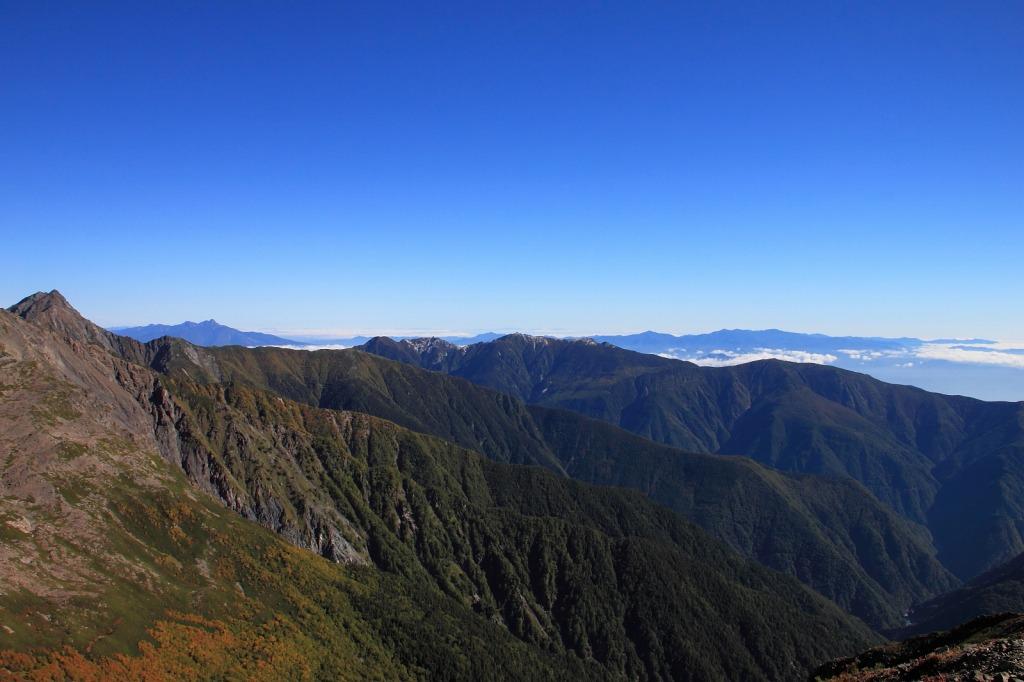 2013年9月28~29日 白峰三山_081