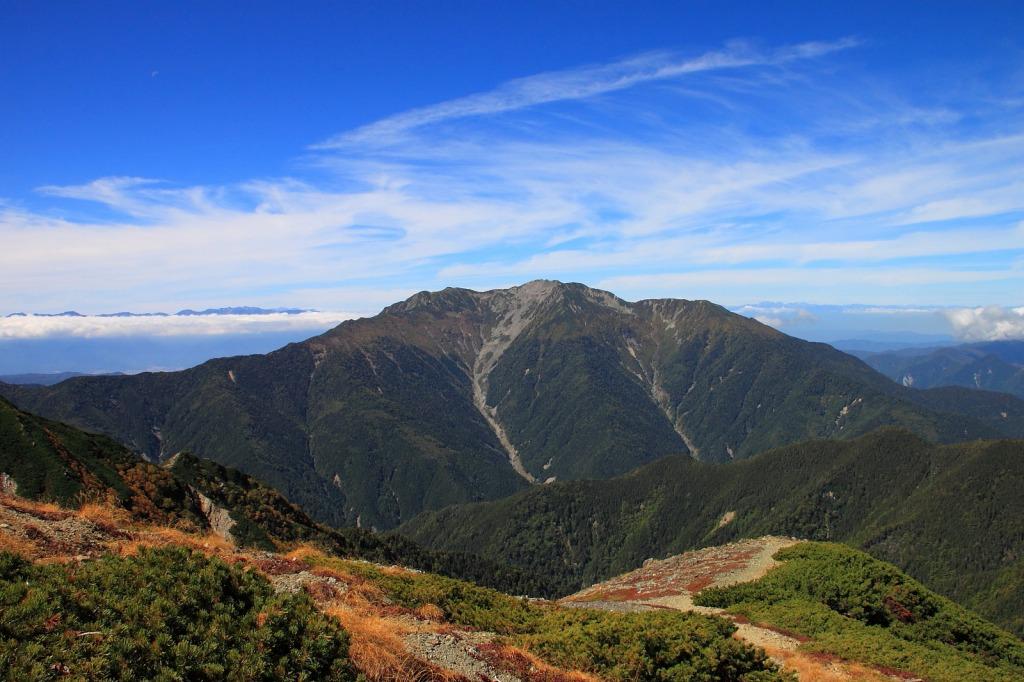 2013年9月28~29日 白峰三山_017