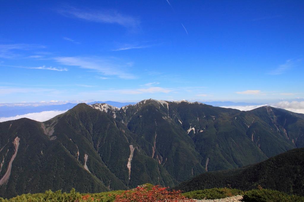 2013年9月28~29日 白峰三山_018