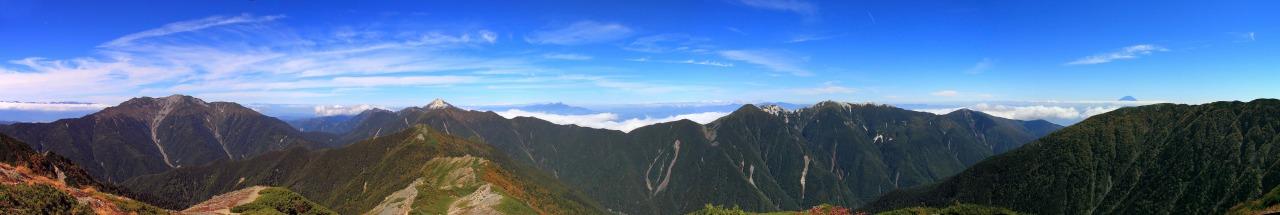 2013年9月28~29日 白峰三山_020