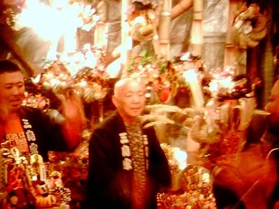 手締め・大鳥神社・酉の市:Entry