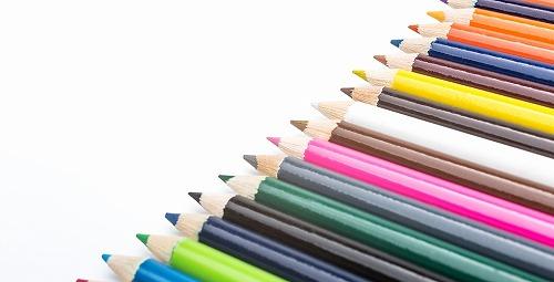 彩り カラー 色鉛筆