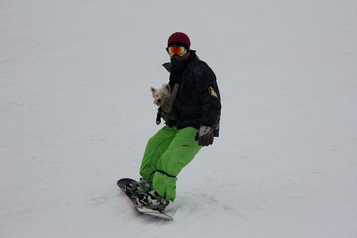 こなパパ スキー