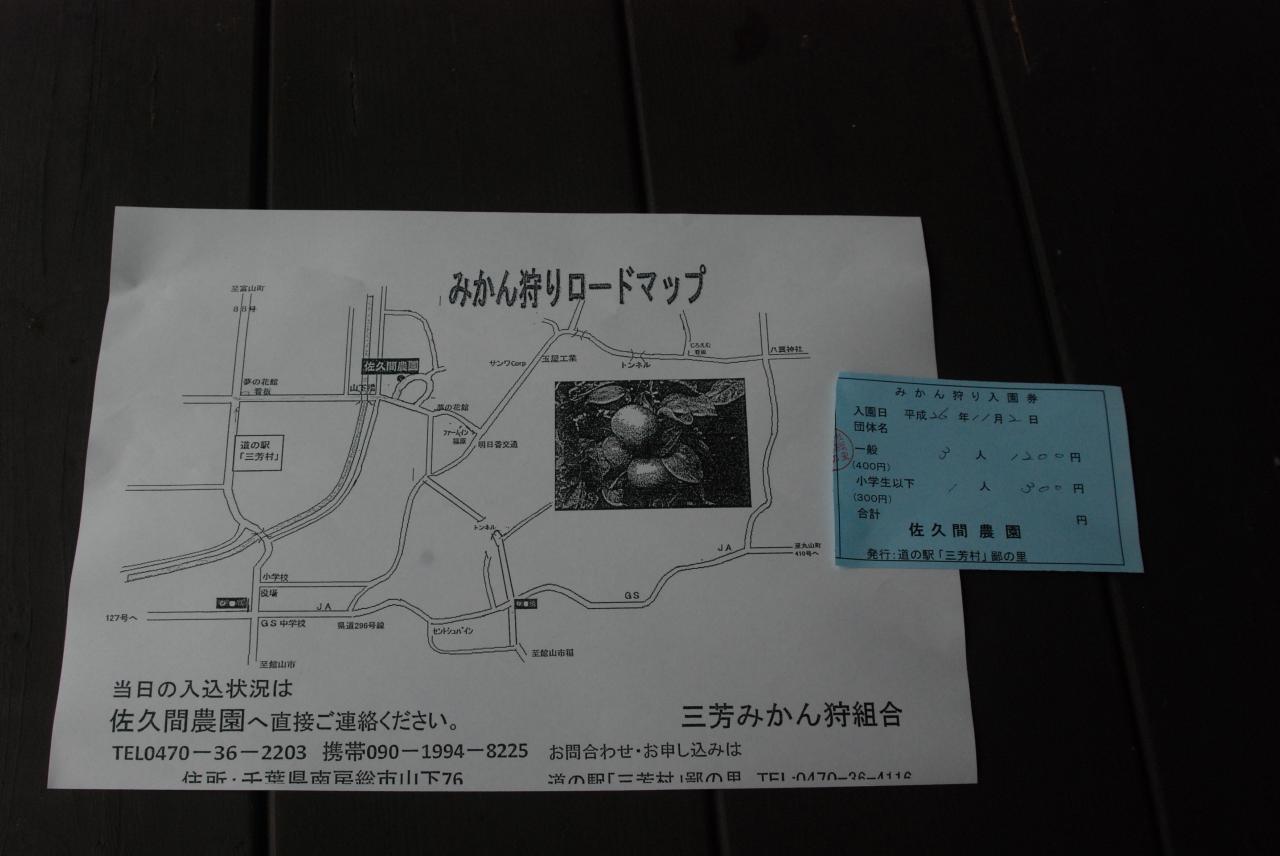 佐久間農園(地図)