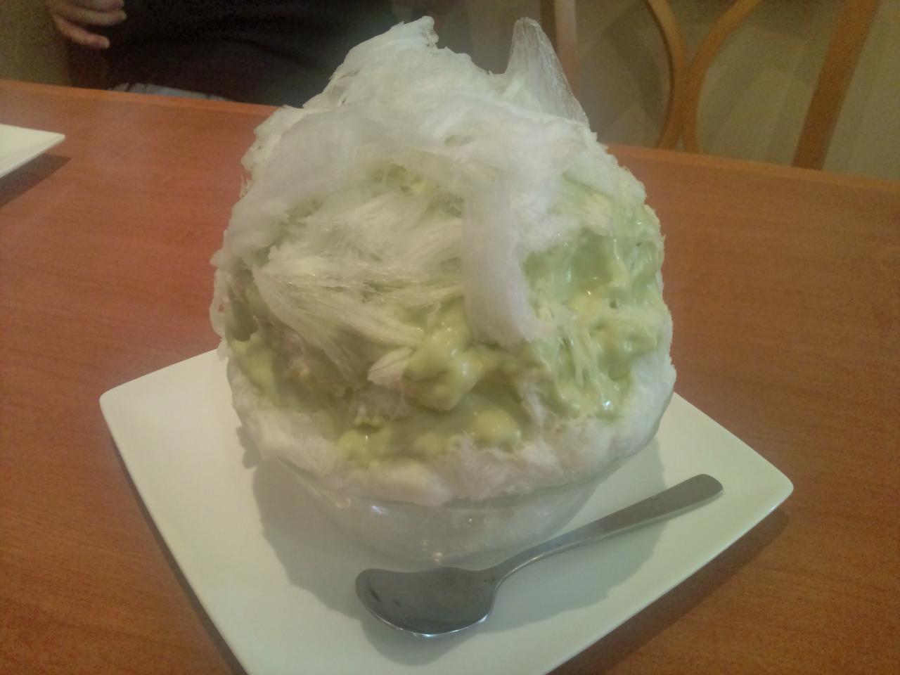 マユール宮崎台店(かき氷)