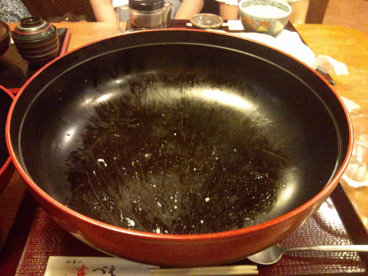 和食や吉べえ(煮かつ丼)