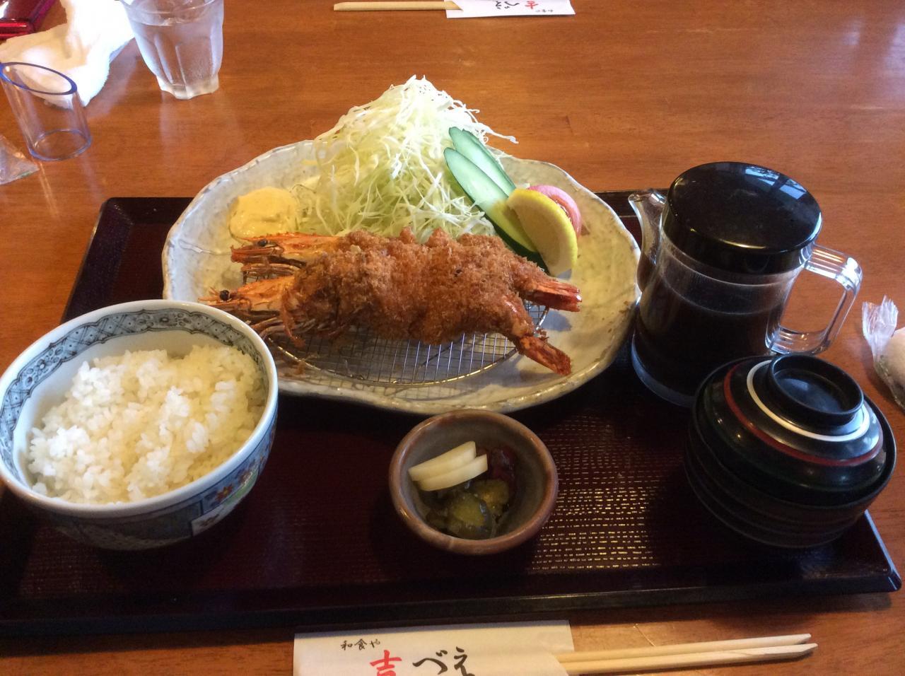 和食や吉べえ(料理)
