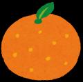 ブログ素材(オレンジ)