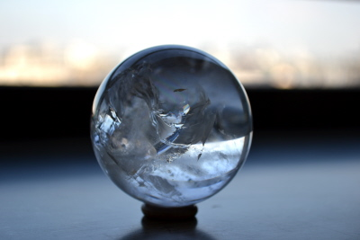 水晶スフィア