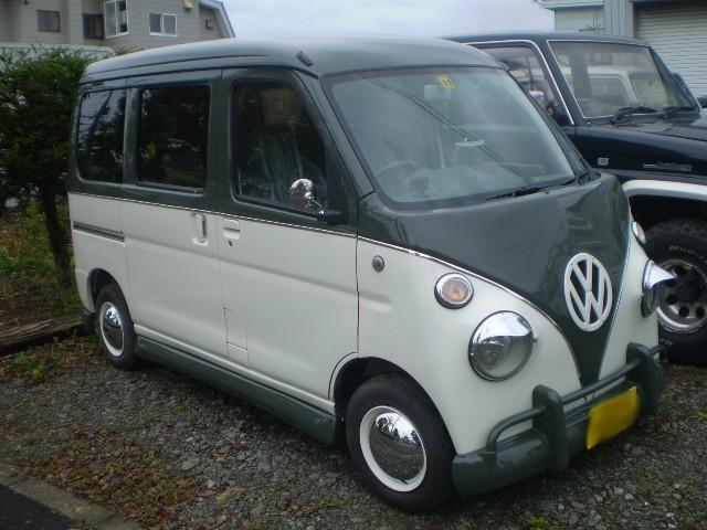 この様な車の作ります!!