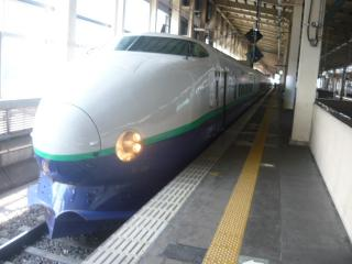 200系_越後湯沢にて