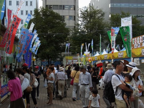 札幌オータムフェスト 8丁目17