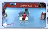 【卓球】 ロンドンパラリンピック2012の試合映像紹介!