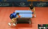 【卓球】 侯英超VSシャミン ロシアオープン2012