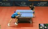 【卓球】 酒井明日翔VSエリザロフ ロシアオープン2012