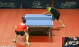 【卓球】 ロシア選手の対戦 ロシアオープン2012