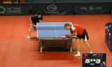 【卓球】 濱川明史VSレゲントフ ロシアオープン2012