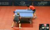【卓球】 土井みなみVSブラシュコ ロシアオープン2012