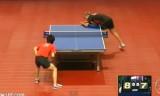 【卓球】 酒井明日翔VSフロリッツ ロシアオープン2012