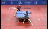 【卓球】 周雨VSパイコフ(準決)ロシアオープン2012