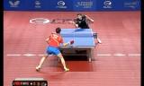 【卓球】 方博VSスカチコフ(準々)ロシアオープン2012