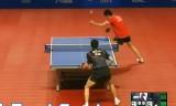 【卓球】 村松雄斗VS周雨(準々)ロシアオープン2012