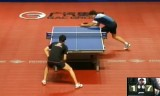 【卓球】 村松雄斗VSフランチスカ(決勝)ロシアオープン2012