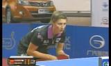 【卓球】 アイゼンVSパブロビッチ(カット)ロシアオープン2012