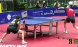 【卓球】 ボルVSハベソーン チャンピオンズリーグ2012/2013
