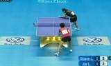 【卓球】 劉詩文VSリュウ・ジャー女子ワールドカップ2012