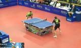 【卓球】 カラカセビッチVSガシナ チャンピオンズリーグ2012