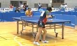 【卓球】 伊藤美誠VS平野美宇 2012世界ジュニア選考会
