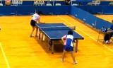 【卓球】 石川梨良VS平真由香 2012世界ジュニア選考会
