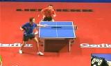 【卓球】 許昕VSサムソノフ 男子ワールドカップ2012