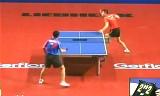 【卓球】 馬龍VS荘智淵 男子ワールドカップ2012