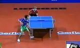 【卓球】 朱世赫VSメイス 男子ワールドカップ2012