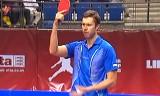【卓球】 ボルVSサムソノフ 男子ワールドカップ2012