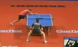 【卓球】 メイスVSオフチャロフ 男子ワールドカップ2012