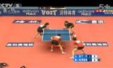 【卓球】 馬龍と丁寧の混合ダブルス!全中国選手権