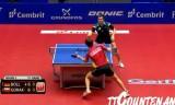 【卓球】 ティモボルVSゴラク ETTC 2012