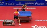 【卓球】 オフチャロフVSアポローニャ ETTC 2012