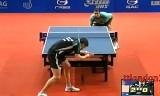 【卓球】 ダニエルゴラクの試合 ドイツオープン2012