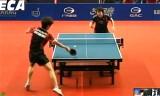 【卓球】 岸川聖也VS金珉鉐 ドイツオープン2012