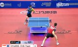 【卓球】 荘智淵VSオフチャロフ(準決) ドイツオープン2012