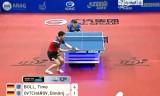 【卓球】 ボルVSオフチャロフ(決勝) ドイツオープン2012