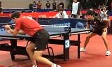 【卓球】 吉村真晴VSボル(短編) ドイツオープン2012