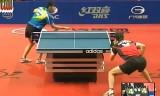 【卓球】 陳建安VSティモボル ドイツオープン2012