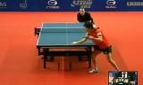 丹羽孝希VSドリンクホール ドイツオープン2012
