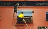 丹羽孝希VSエーベルホー ポーランドオープン2012